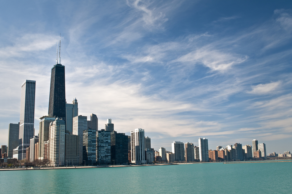 Chicago / Mark_Baldwin, Shutterstock
