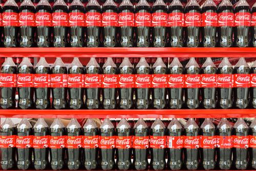 coke / DeymosHR, Shutterstock
