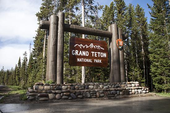 grand teton national park / tjwvandongen, Shutterstock