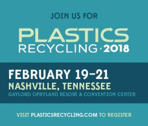 Plastics Recycling 2018