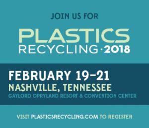 Plastics Recycling 2018