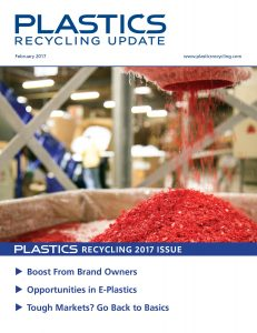 Feb. 2017 Plastics Recycling Update