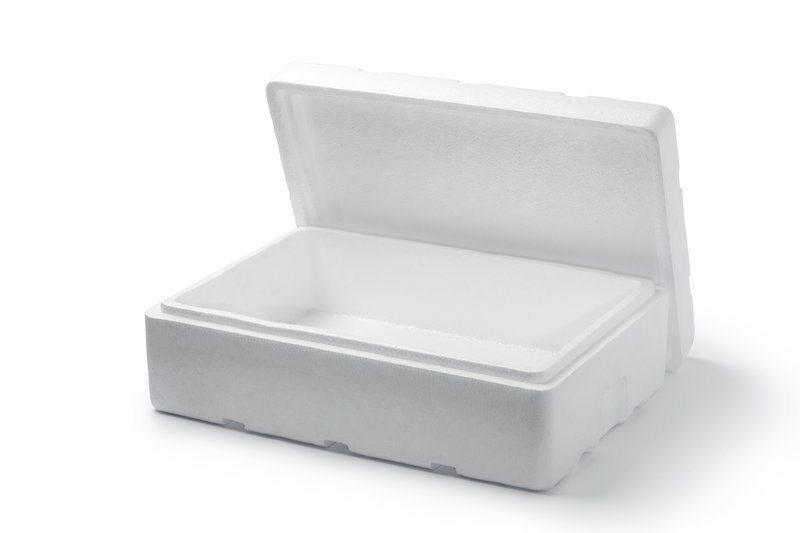 styrofoam box / koosen, Shutterstock