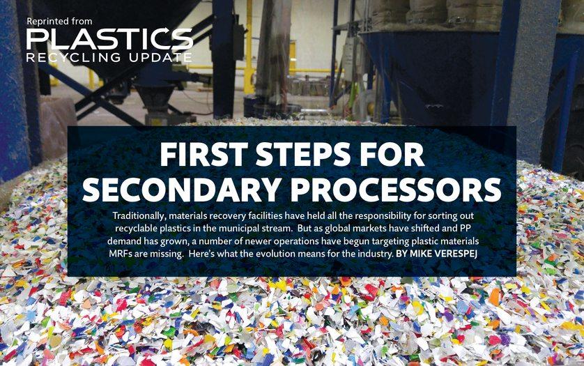Plastics Recycling Update, Aug. 2016