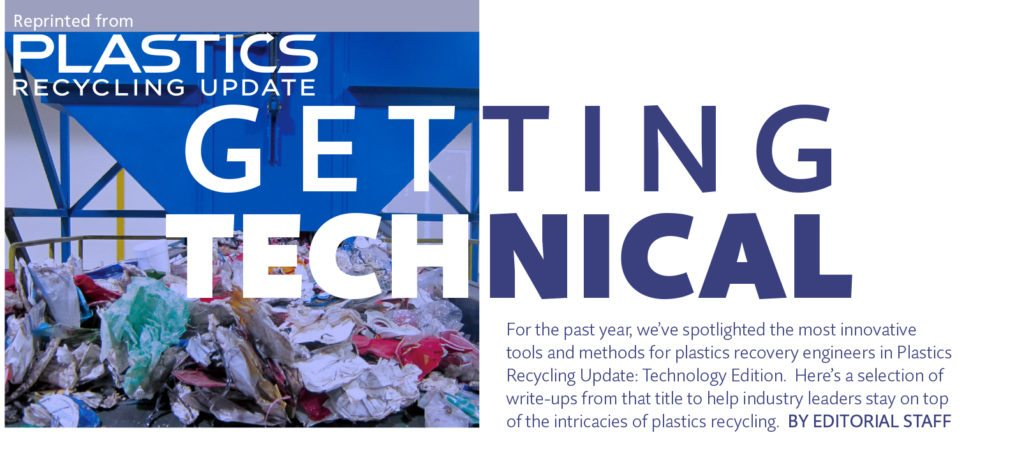 Aug. 2016, Plastics Recycling Update