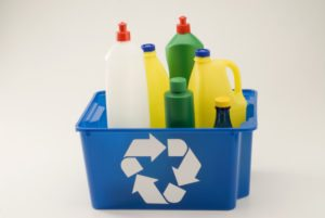 Plastic packaging recycling