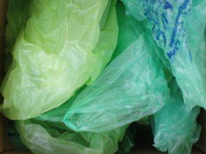 plastic bags _ Arbel Egger
