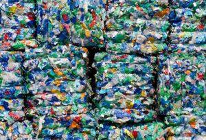 Plastic bales