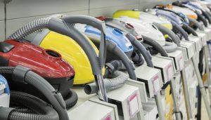 plastic in vacuums