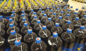 Plastic recycling Pepsi