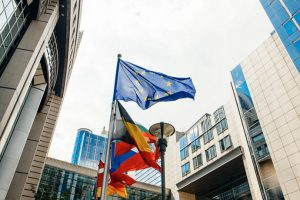 European Commission building exterior