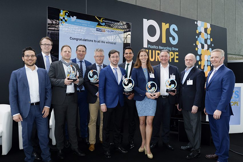 Plastic Recyclers Europe Awards