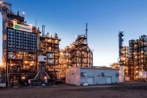 Enerkem-pilot-Edmonton-gasification