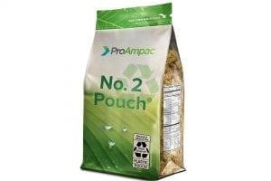QuadFlex recyclable pouch