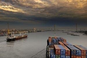 Thailand port