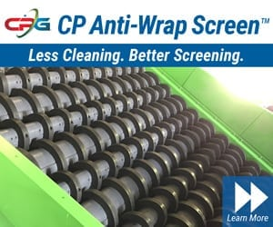 CPGroup Anti-Wrap Screen