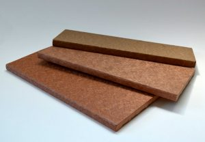 Recycled plastic lumber from Bioplastic Recycling.