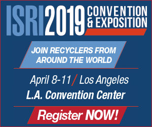 ISRI 2019 Convention & Exposition