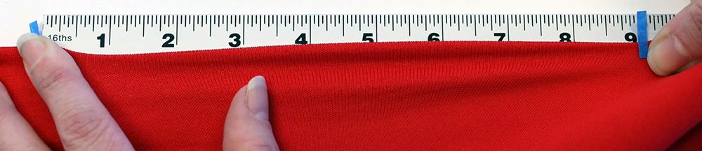 TruFlexx fabric from Unifi.