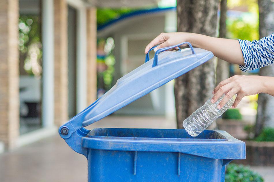 Survey: Americans continue to recycle despite...