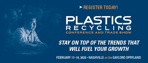 2020 Plastics Recycling Conference