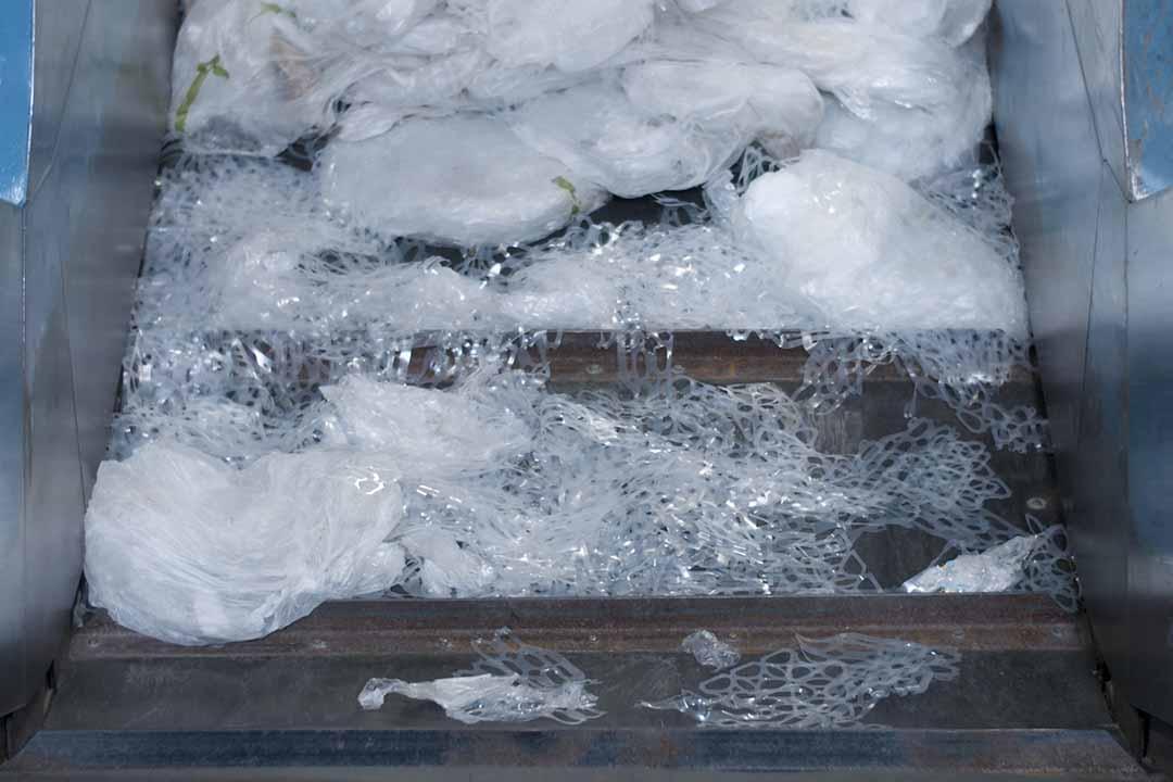 Avangard Innovative plastic recycling facility.