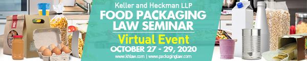 Food Packaging Law Seminar