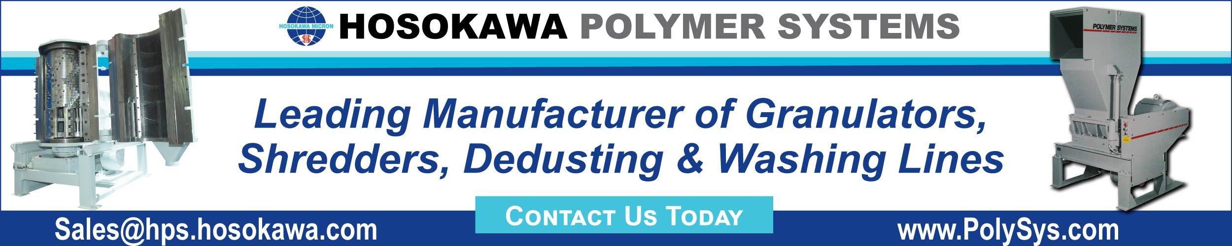 Hosokawa Polymer Systems - www.polysys.com