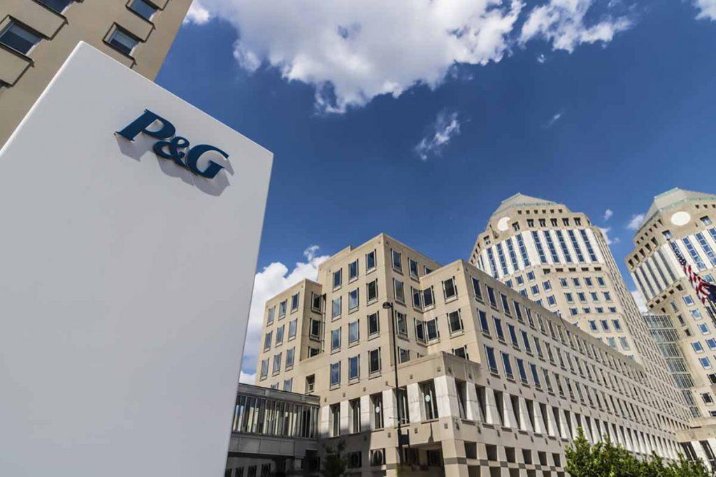 P&G company headquarters.