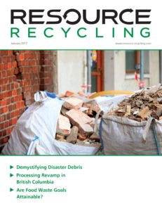 Jan. 2017 Resource Recycling