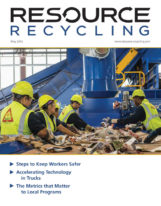 Resource Recycling magazine, May 2016