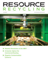 Resource Recycling magazine, June 2016