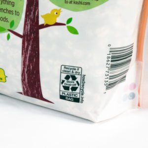 Kashi How2Recycle label