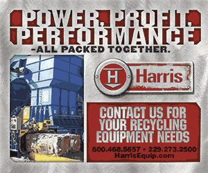 Harris equipment