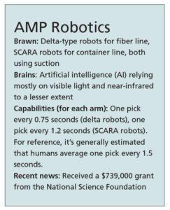 Sidebar: AMP Robotics