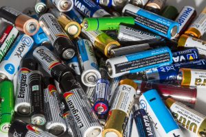 battery recycling