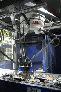 Robotic sortation - Clarke