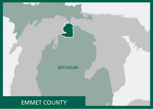 Emmet County, Mich.