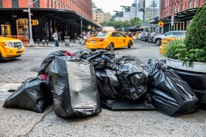 NYC waste collection