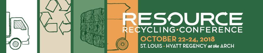 Resource Recycling Conference 2018