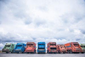 hauler trucks