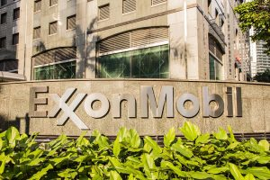 Exxon Mobil headquarters