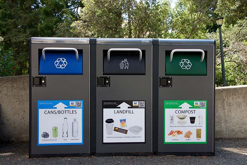 public-space receptacle makers end lawsuits