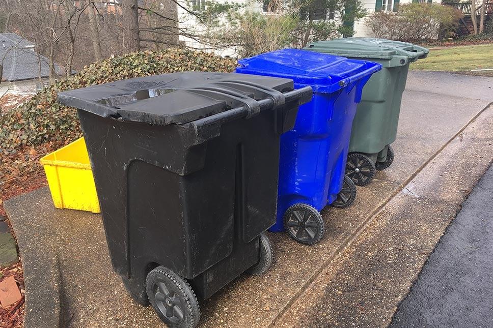 curbside carts