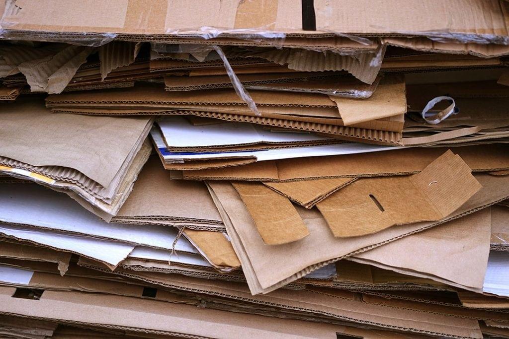 Fiber for recycling