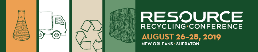 2019 Resource Recycling Conference
