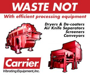Carrier Vibrating Equipment, Inc.