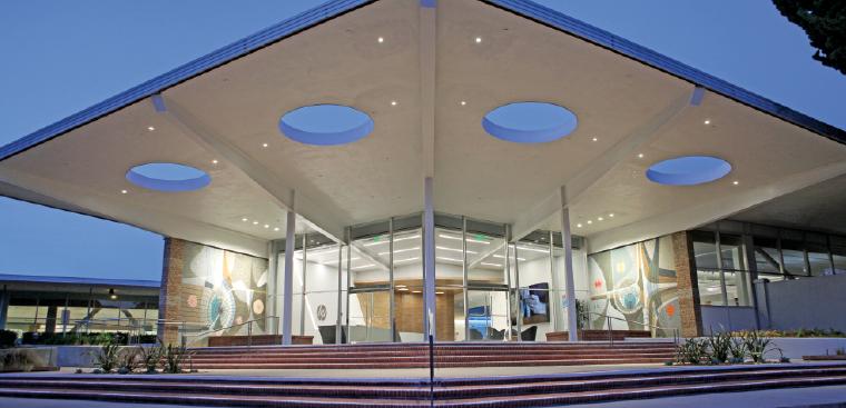 HP facility in Palo Alto, Calif.
