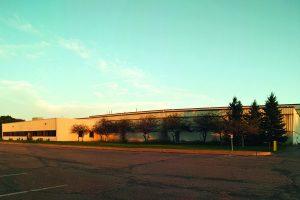 Exterior of EFS-Plastics Pa. facility.