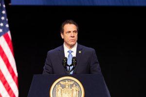 N.Y. Governor Andrew Cuomo.